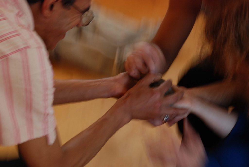 A propos Claire Giraud danse de l'Être