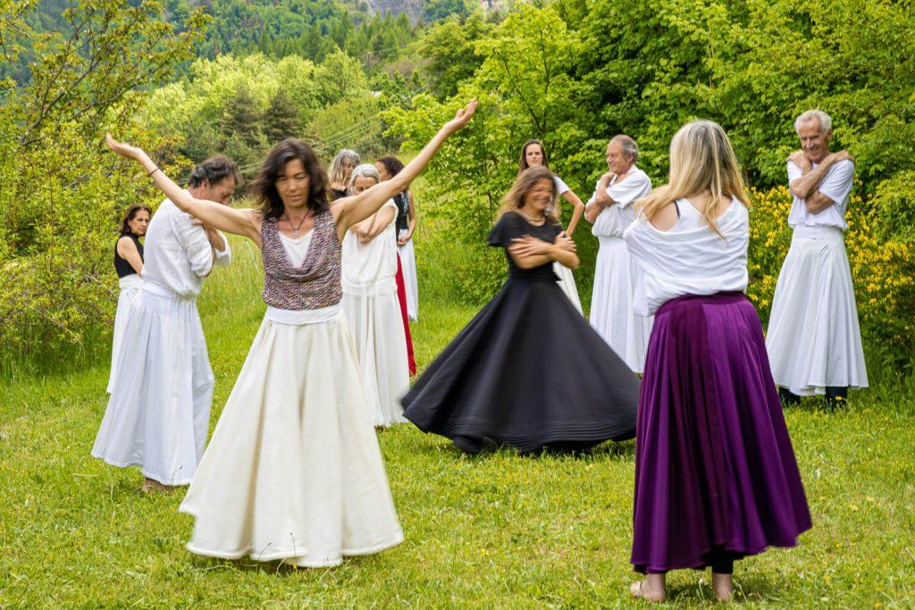 Bienvenue Claire Giraud Danse Tournante